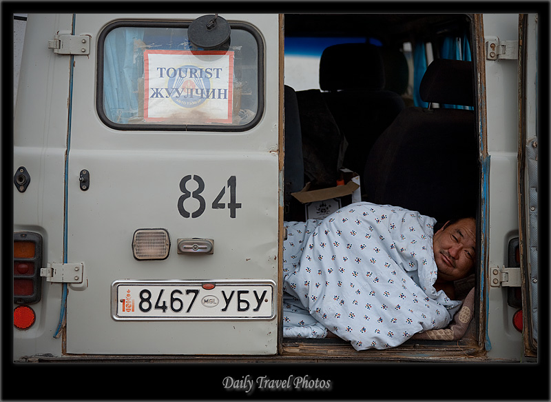 Not So Rude Awakening - Gobi Desert, Mongolia - Daily Travel Photos