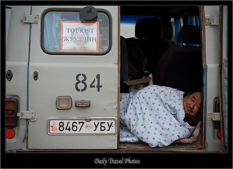 Not So Rude Awakening - Gobi Desert, Mongolia - Daily Travel Photos