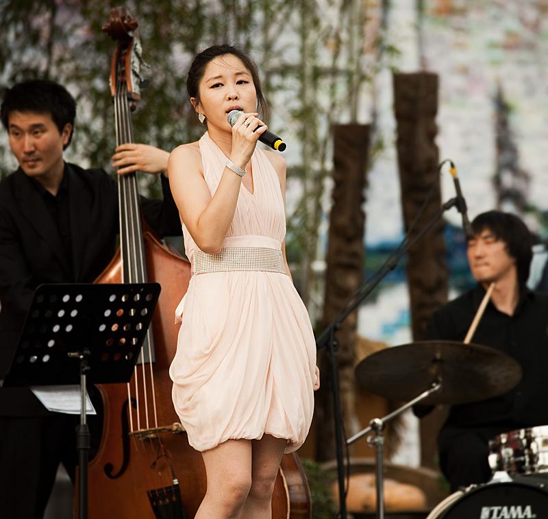 Seoul Music Singer Cellist Drummer- Seoul, South Korea - Daily Travel Photos