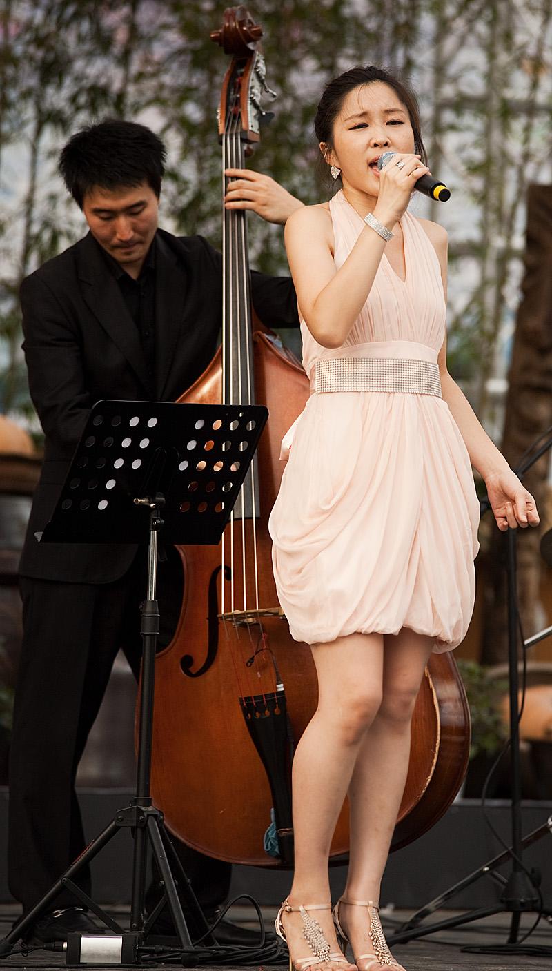 Seoul Music Singer Cellist- Seoul, South Korea - - Daily Travel Photos