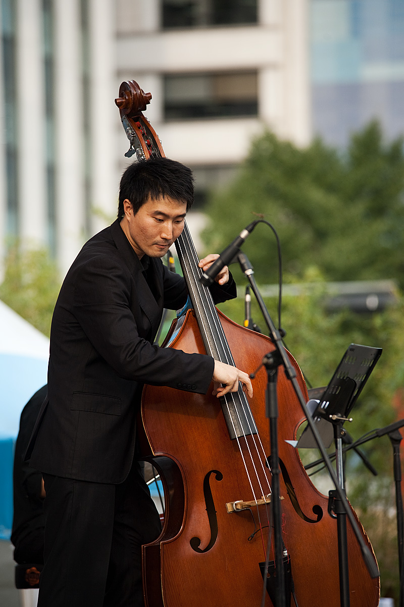 Seoul Music Cellist - Seoul, South Korea - - Daily Travel Photos