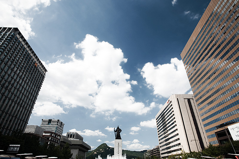 The Admiral Yi Sun Sin - Seoul, South Korea - Daily Travel Photos