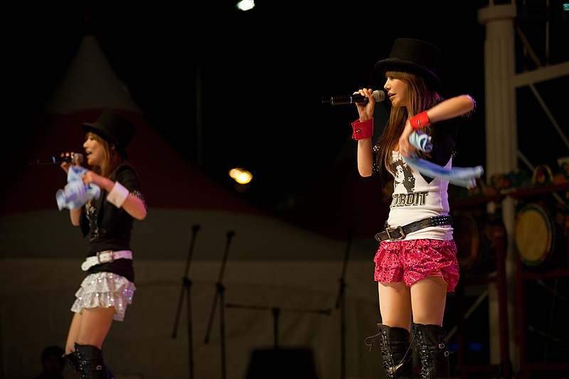 Japanese Korean Singers Concert Cheonggyecheon Overseas Both - Seoul, South Korea - Daily Travel Photos