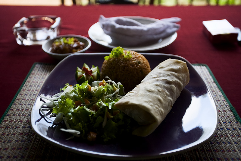 Burrito Angkor Wat Food Shack Delicious Food - Siem Reap, Cambodia - Daily Travel Photos