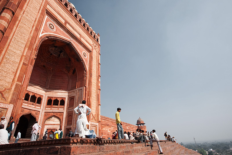 ALTTITLE - Fatehpur Sikri, Uttar Pradesh, India - Daily Travel Photos