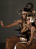 Hand Gesture (Ramayana Part I) Photo: The Hindu epic, Ramayana, is performed on the (formerly Hindu) island of Java.