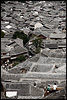 Observers (Old China II) Photo: Traditional tiled roofs of old Lijiang.