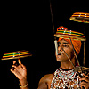 Spun (Kandy Dance II) Photo: Traditional dance performance of the Kandy people of Sri Lanka.