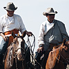 Home on the Range (Cowboys II) Photo: Mongolian cowboys on the steppe.