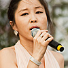 Seoul Music Photo: For two simple reasons, my photography expeditions in Seoul generally begin at Seoul City Hall.  For starters, I really don't know much else about Seoul because I'm too cheap to buy I don't have access to a guidebook.  Secondly, it's apparent, there are myriad festivals and happenings on the lawn in front of city hall, including what seem like daily musical performances.