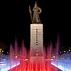 photo: The Night Admiral - Same place as yesterday but much later.  I embed all my photos with original EXIF information so were you curious what time this photo was taken, take a look (Firefox add-on Exif Viewer recommended).  Except for this country, I forgot to adjust to local time.  The camera's still on India time so add 3.5 hours which puts this picture around the 10pm area.