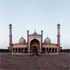West To Mecca Photo: India's largest mosque, Jama Masjid in 360 degree panorama!