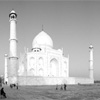 Taj Mahal South East Photo: A user controlled panorama of the south-east corner of the Taj Mahal.