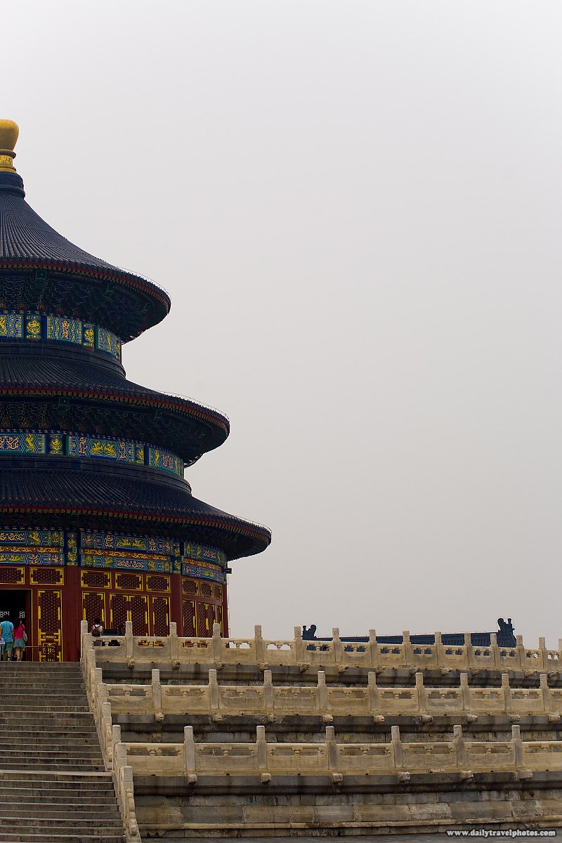 The beautiful Temple of Heaven in Beijing - Beijing, China - Daily Travel Photos