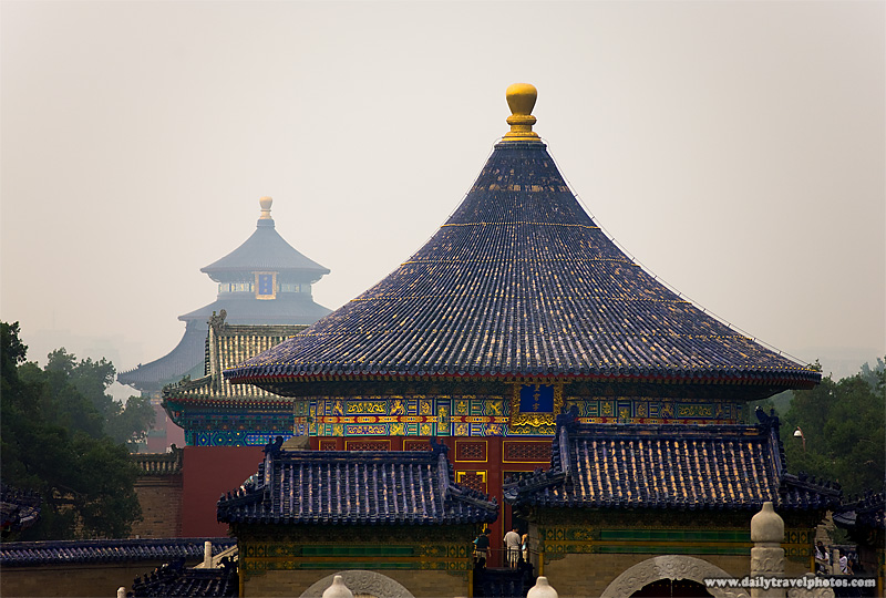 The Temple of Heaven complex of Taoist buildings - Beijing, China - Daily Travel Photos