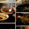 Chow Photo: A montage of a variety of Chinese food.