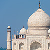 Perfect Pile Photo: The Taj Mahal from a distance at mid-day.  (From the archives due to time restraints.)