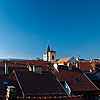 Traditional Tops Photo: Traditional shingled rooftops of the historic center of Annecy.