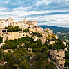 Honey Hill Photo: The picturesque mountaintop village of Gordes, Provence.