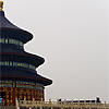 Temple of Heaven Photo: The beautiful Temple of Heaven in Beijing built for ceremonies to pray for a good harvest (ARCHIVED PHOTO on the weekends - originally taken 2007/08/05).