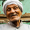 photo: Hookah Hound - A kind elderly Egyptian at a street-side cafe (ahwa) in Islamic Cairo.