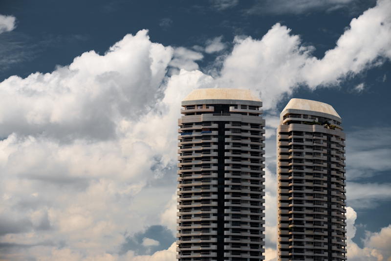 Before and After Photoshop Post Process Jquery Apartments - Bangkok, Thailand - Daily Travel Photos