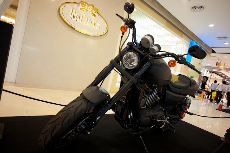 Harley Davidson Central World Motorcycle Show - Bangkok, Thailand - Daily Travel Photos