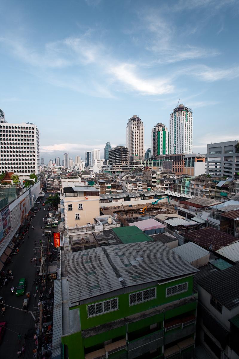 Pratunam Shoes Apparel Shopping District Downtown - Bangkok, Thailand - Daily Travel Photos