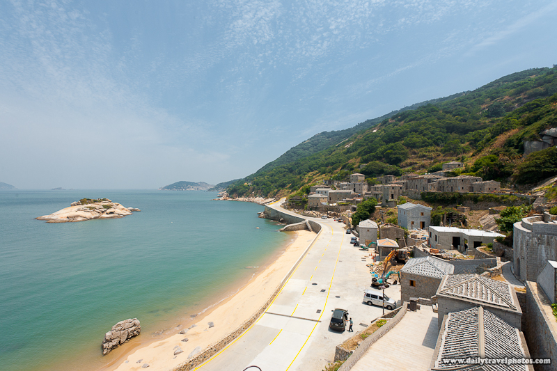 Beach-side Qinbi Village - Beigan, Matsu Islands, Taiwan - Daily Travel Photos