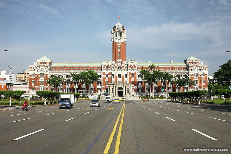 Presidential Palace Office Building - Taipei, Taiwan - Daily Travel Photos