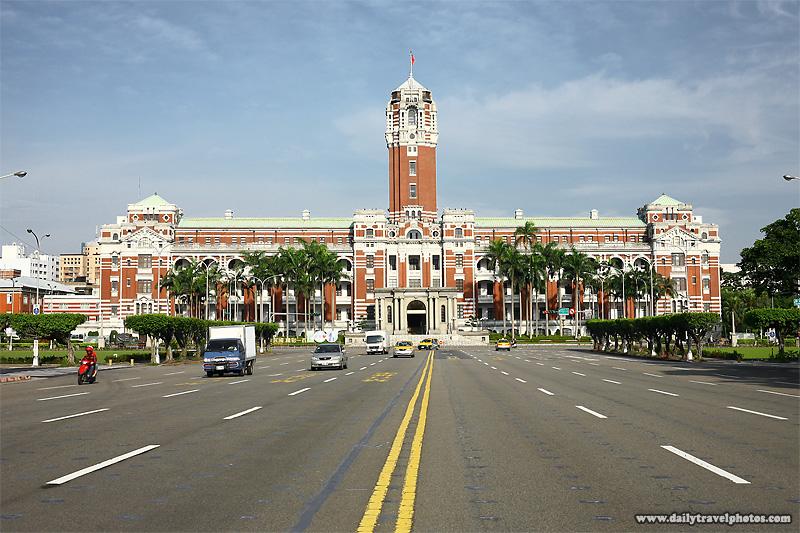 Presidential Palace Office Building - Taipei, Taiwan - Daily Travel Photos