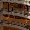 Central World Atrium Photo: The many levels of the Central World Mall atrium.