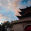 Dali Dawn Photo: A traditional Chinese pagoda at sunrise in Dali, China (ARCHIVED PHOTO on the weekends - originally photographed 2007/06/15).