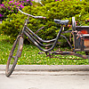 Rusted Ride Photo: An old rusted tricycle delivery bike parked in Dali (ARCHIVED PHOTO on the weekends - originally photographed 2007/06/10).