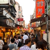 Shida Shopping Photo: People clogging up the alleyways of Shida Night Market in downtown Taipei.